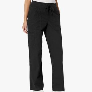 Koi Morgan Scrub Pant Black Small TALL